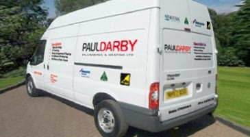 Contact Paul Darby Plumbing & Heating Carrickfergus